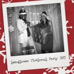 Swingstreet christmas party 2013 Photo booth